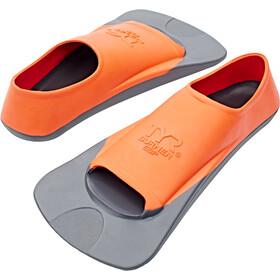TYR Burner EBP Finner, grå/orange
